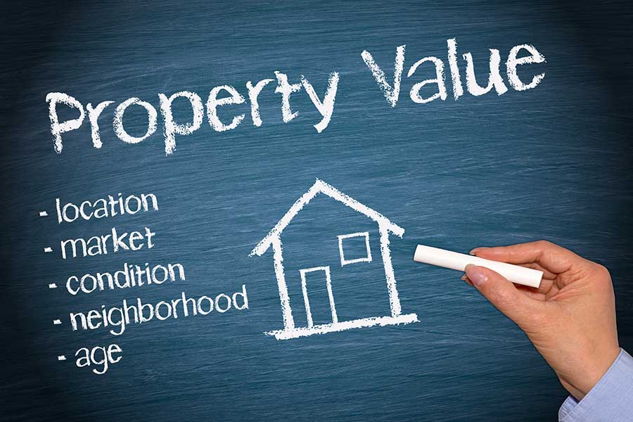 Online House Values
